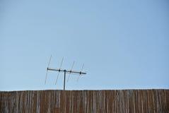 Copyspace de communicationwith d'antenne Image libre de droits