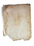 Copyspace de papier antique humide illustration de vecteur