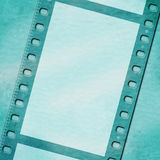 Copyspace Filmstrip Means Photographic Blank And Border Royalty Free Stock Images