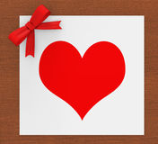 Copyspace Heart Represents Valentine Day And Love Stock Photos