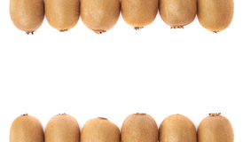 Copyspace kiwifruit composition Stock Photo