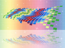 Copyspace Pattern Means Patterned Square And Abstract Stock Photos