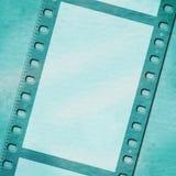 Copyspace-Stehfilm bedeutet photographischen freien Raum und Grenze Lizenzfreie Stockbilder