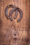Copyspace wizerunku dwa obsady żelaza metalu stary western zdjęcie stock