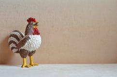 Coq Coq Année de coq Photo stock