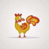 Coq mignon Image stock