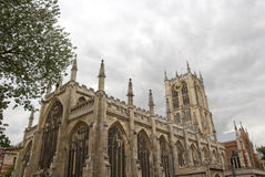 Coque d'église de trinité sainte Photos libres de droits