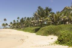 Coqueirinho beach, Conde PB, Brazil Royalty Free Stock Photos