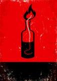 Coquetel molotov Imagens de Stock