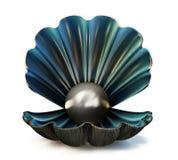 Coquille de perle illustration stock