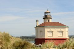 Coquille Light Stock Photo