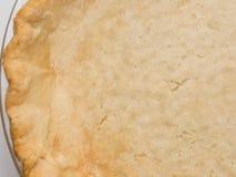 Coquille de tarte fraîche Images libres de droits