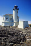 Coquille River Lighthouse Royalty Free Stock Images