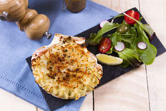 Coquille st jaque Royalty Free Stock Images