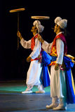 Coréen de danseurs du sud Image stock