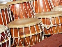 Coréen Taiko Drums, Séoul photos stock