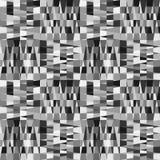 A cor aleatória esquadra o triangel Sumário colorido aleatório, arte generative digital para a textura do projeto & fundo Telha a Imagem de Stock