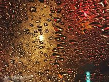 Cor da chuva Fotografia de Stock Royalty Free