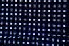 Cor da luz da luz do diodo emissor de luz da tela imagens de stock
