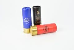 Cor da munição Fotografia de Stock