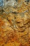 Cor da textura da rocha fotografia de stock