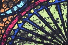 Cor de matérias têxteis Fotografia de Stock