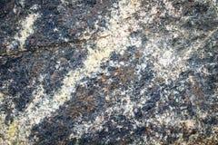 Cor de pedra do azul da textura Fotografia de Stock