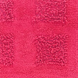 Cor-de-rosa de pano Fotografia de Stock
