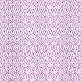 Cor cor-de-rosa Diamond Pattern Background Design Imagem de Stock Royalty Free