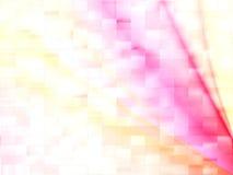 Cor-de-rosa e fundo do pêssego Imagens de Stock