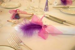 Cor-de-rosa uma! Imagens de Stock Royalty Free