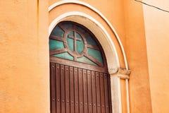 A cor de San Juan Puerto Rico Imagens de Stock