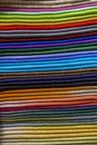 Cor de Tekstil foto de stock