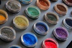 Cor do cosmético Foto de Stock