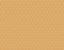 Cor do fundo de um shamon de madeira com as inserções claras dos quadrados no teste padrão do tabuleiro de damas Imagens de Stock