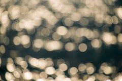 A cor do fundo do borrão do mar Fotos de Stock