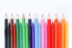 Cor do pastel Imagem de Stock