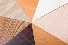Cor e textura de madeira Imagens de Stock