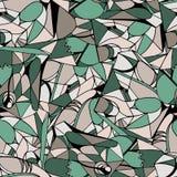 Cor geométrica sem emenda do lilás do teste padrão Foto de Stock Royalty Free