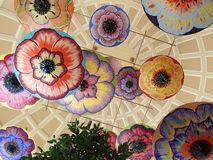 Cor no Bellagio Imagem de Stock Royalty Free