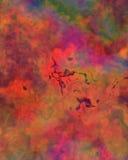 A cor pastel nubla-se o fundo, imagem abstrata ilustração royalty free