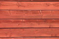Cor vermelha de Falun do sueco típico Imagem de Stock