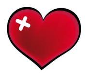 Coração Fotografia de Stock