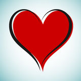 Coração Imagens de Stock