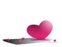 Coração. Imagens de Stock Royalty Free