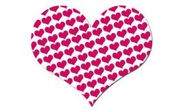 Coração Foto de Stock Royalty Free