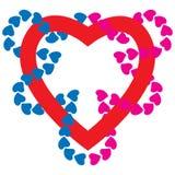 Coração. Foto de Stock Royalty Free