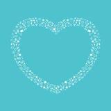 Coração bonito Imagem de Stock Royalty Free