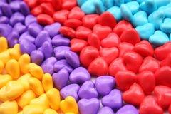 Coração candy3 Fotos de Stock