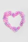 Coração colorido Imagem de Stock